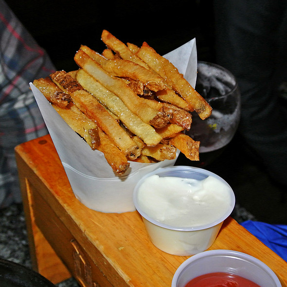 Image result for Vol de Nuit fries nyc