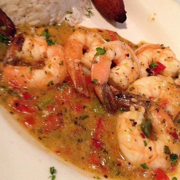 Camarones Criollos @ Vincente's Cuban Cuisine