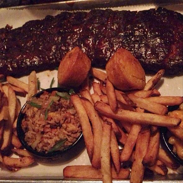 BBQ ribs - Dinosaur Bar-B-Que - Troy, Troy, NY