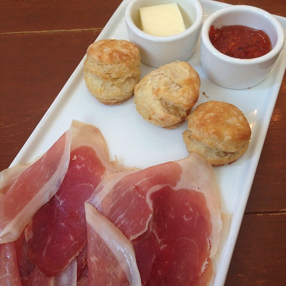 Bisquits & Prosciutto - Town Hall - San Francisco, San Francisco, CA