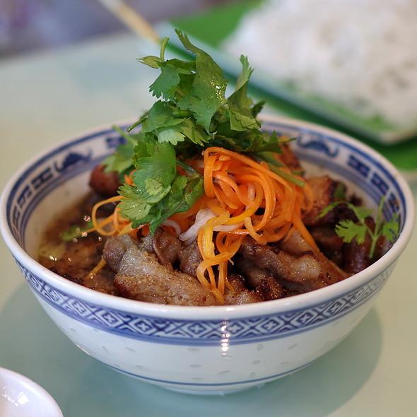 Bun Cha Hanoi @ Pho Quynh (Aux Délices d'Asie)