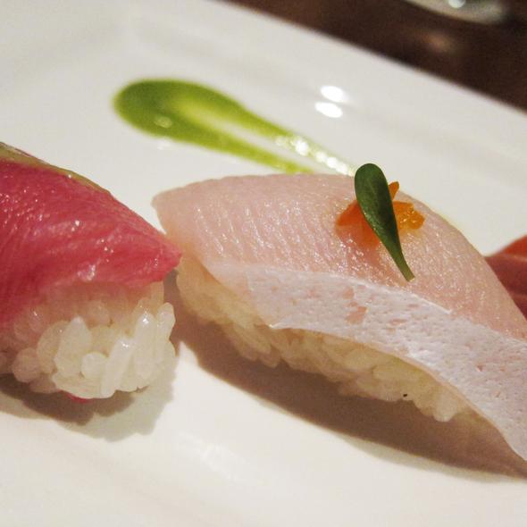 Omakase, course 5 @ Morimoto Napa