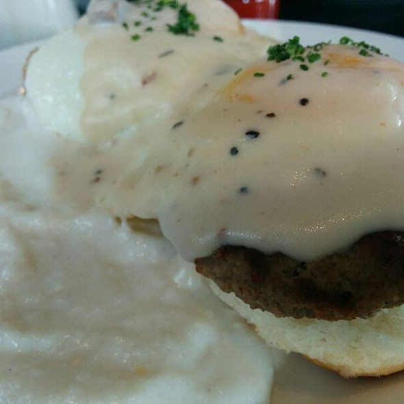 Georgia Benedict @ West Egg Cafe