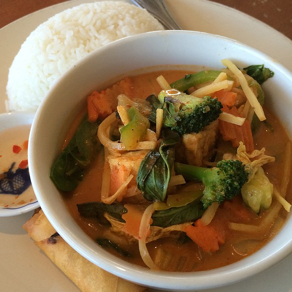 Herbal Curry @ Thai Pepper