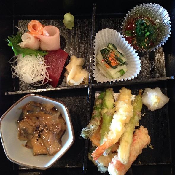 Lunch Teishoku @ Ando Japanese Restaurant
