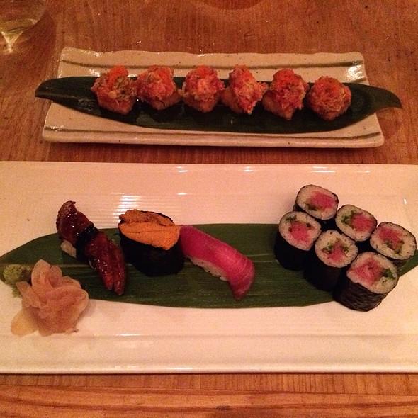 Sushi Assortment @ Nobu Miami Beach