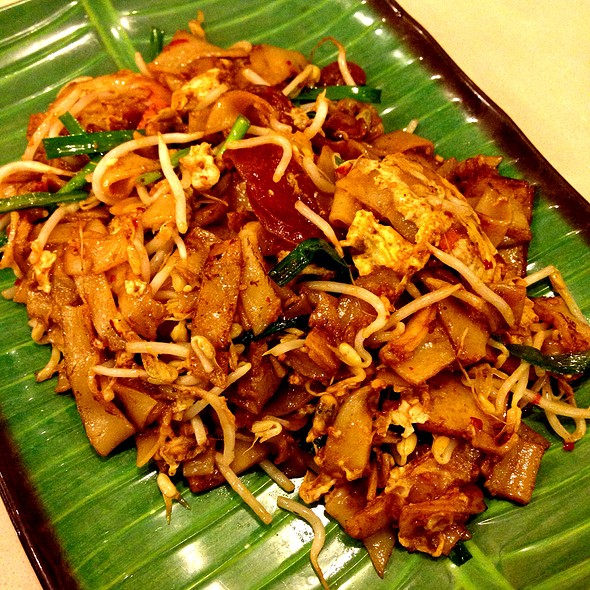Fried Koay Teow