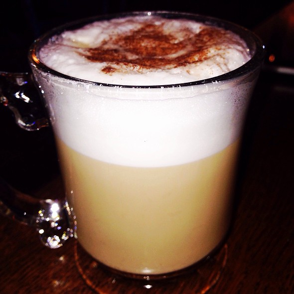 Fat Free Cinnamon Latte