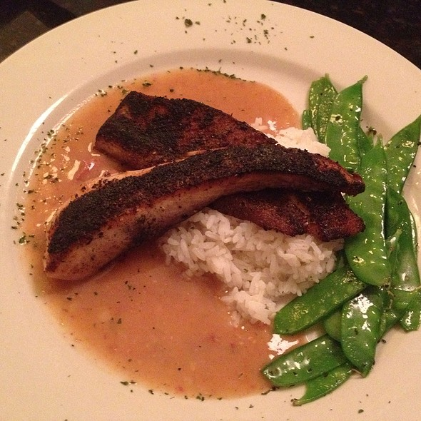 Blackened Cobia - Monocacy Crossing, Frederick, MD