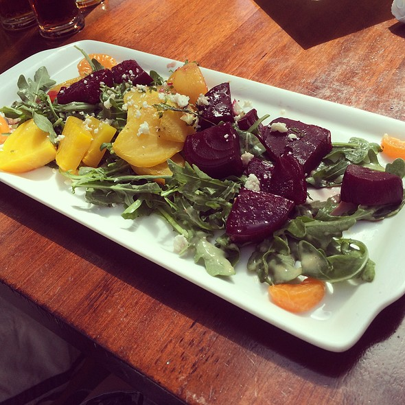 Roasted Beet Salad - Beach Chalet Brewery & Restaurant, San Francisco