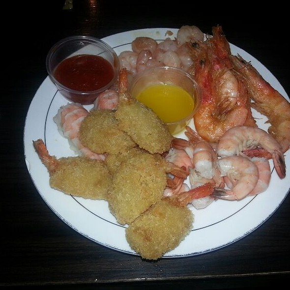 7 Kinds O Shrimp! @ One Buffet