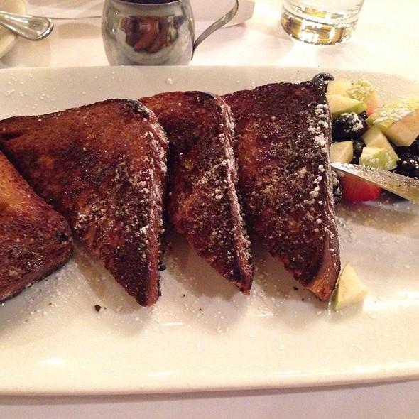 Brioche Toast - Les Halles, New York, NY