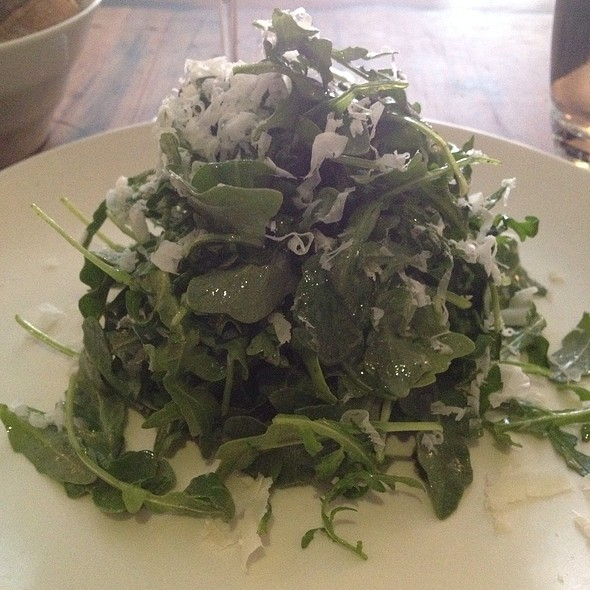 Arugula Salad - dell'anima, New York, NY