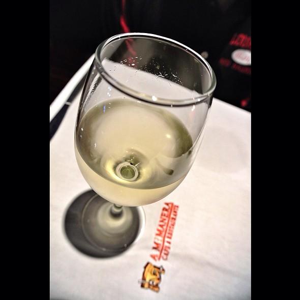 White Wine @ A Mi Manera