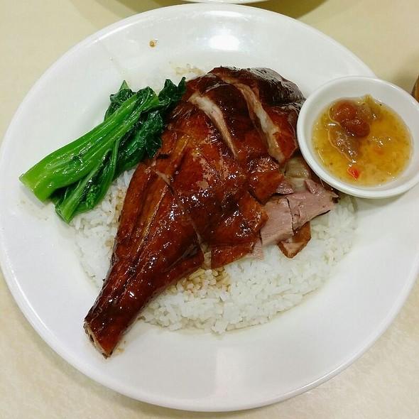 Roasted Goose Rice @ Hong Kong