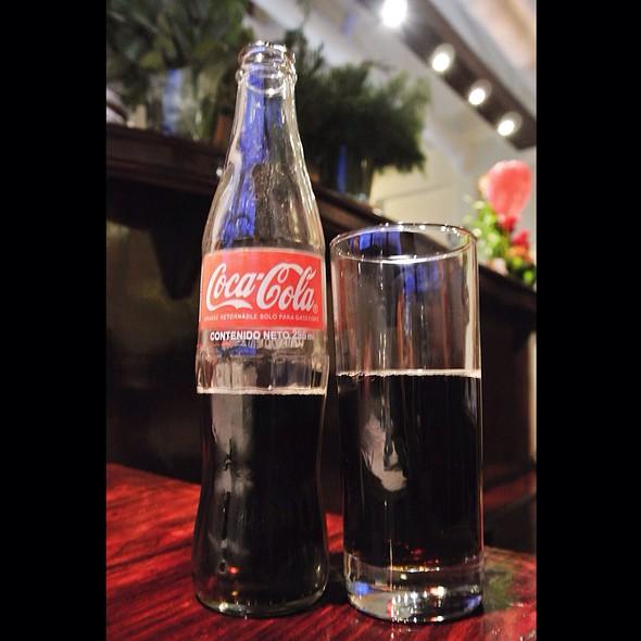 Coca-cola @ A Mi Manera