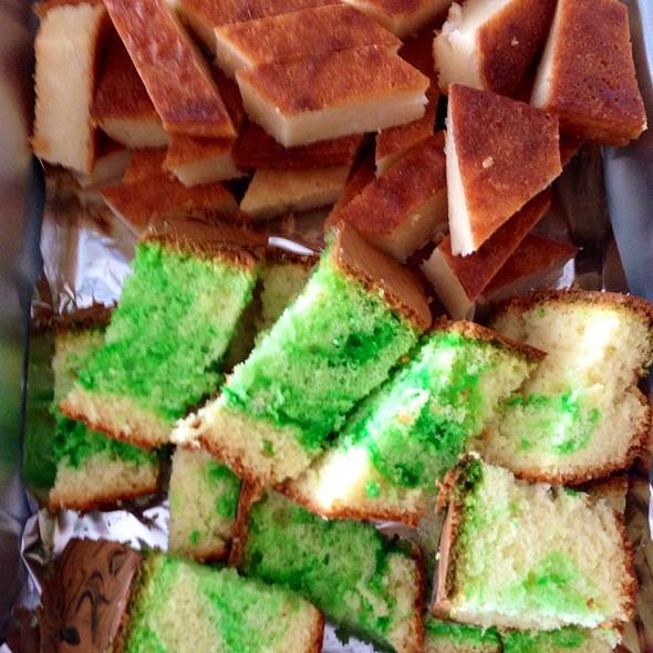 Pandan Cake @ Stichting Suara Jawa