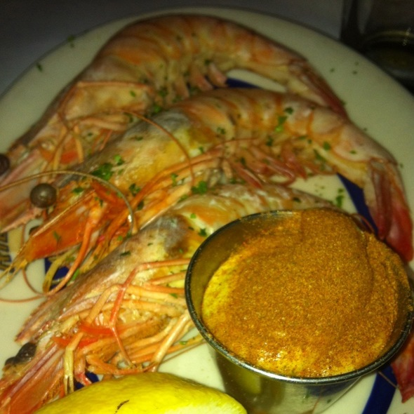 New Orleans Shrimp @ Blue Ribbon Brooklyn