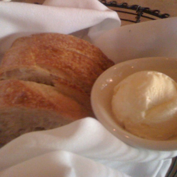 Bread Basket @ Wisteria