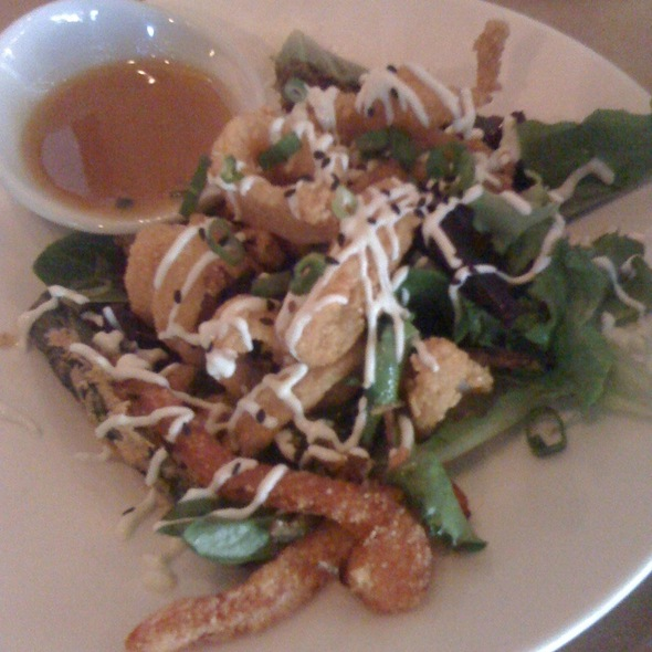 Fried Calamari @ Wisteria