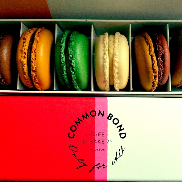 Macarons @ Common Bond