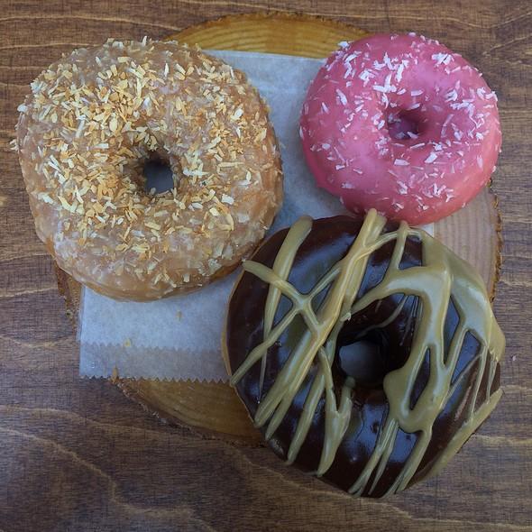 Vegan Doughnuts