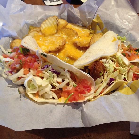 Buffalo wing tacos for Taco bell fish tacos