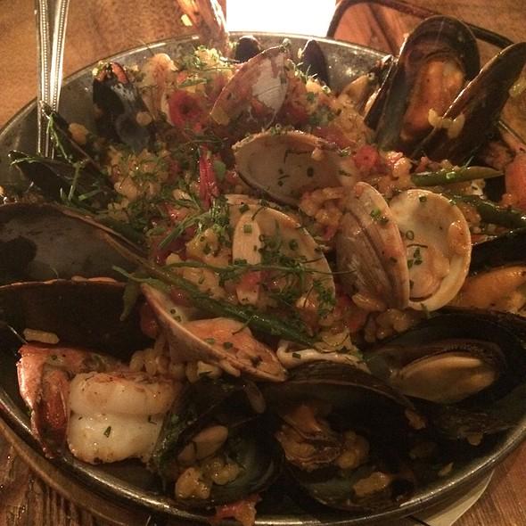 Seafood Paella - Jamonera, Philadelphia, PA