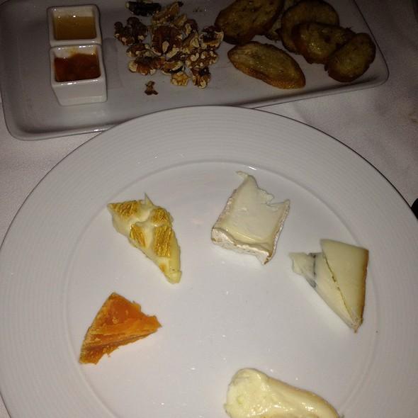 Artisanal Cheese Course - No. 9 Park, Boston, MA