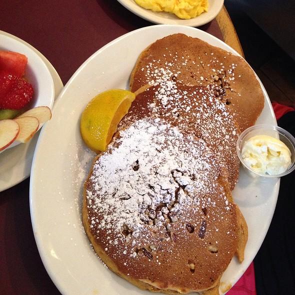 Sweet Potato Pancakes @ Honeys Bistro & Bakery