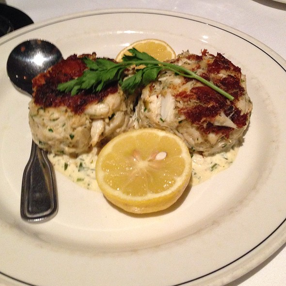 Jumbo Lump Crab Cakes @ Trulucks' Seafood Steak & Crab House