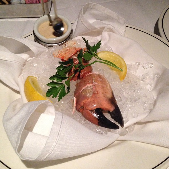Stone Crab Claw @ Trulucks' Seafood Steak & Crab House