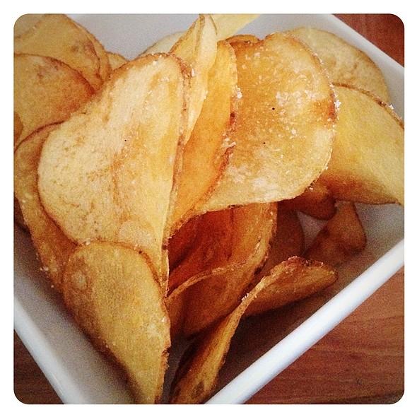 Homemade Potato Chips @ Rustic Tavern