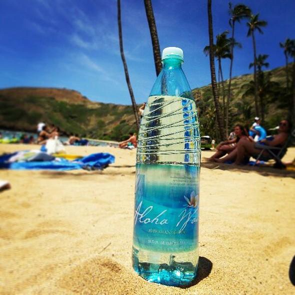 Aloha Water @ Hanauma Bay