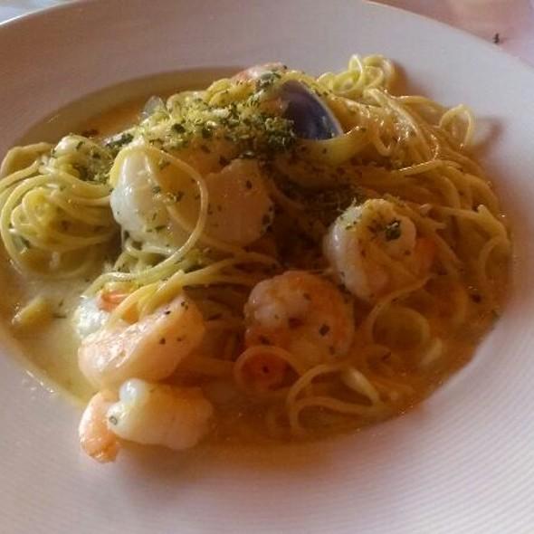 Seafood Spaghettini - Adriatic Grill - Italian Cuisine & Wine Bar, Tacoma, WA