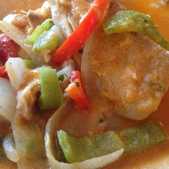 fish stew @ Faridas Somalian Cuisine