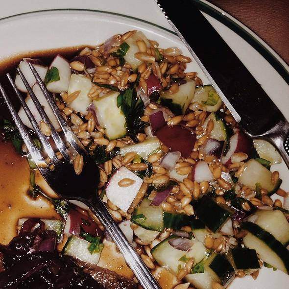 Farro Salad @ EveryoneKnowsYourName