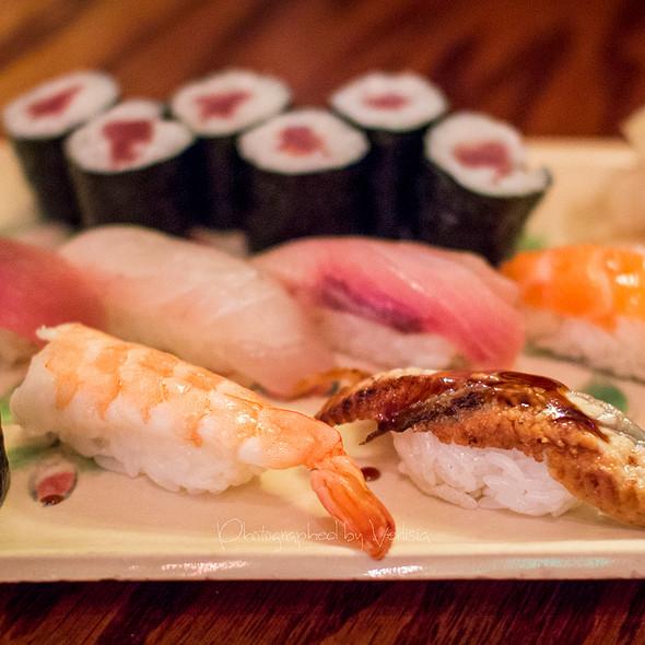 Osaka Sushi Set - YamaSho, San Francisco, CA