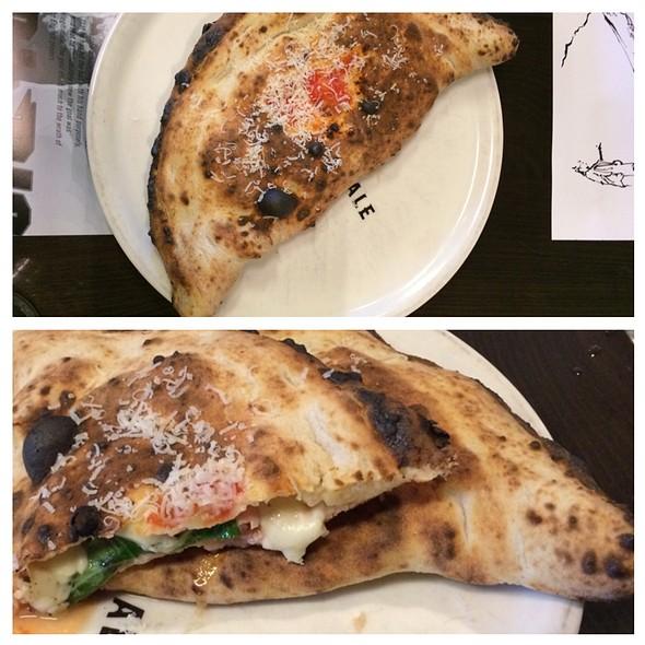 Ripieno Classico Calzone Pizza - Pizzeria Locale, Boulder, CO