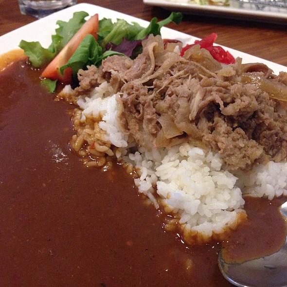 Beef Stew Curry @ Fujiyoshi Ramen