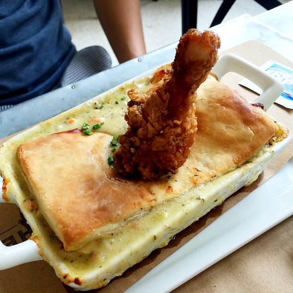 Kitchen No. 324 - Fried Chicken Pot Pie - Foodspotting