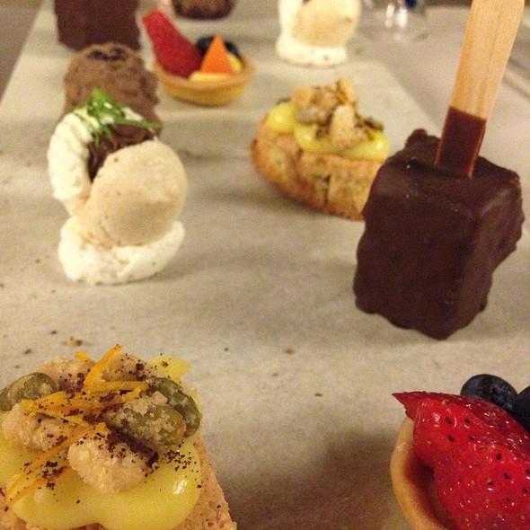 Desserts @ Ottocento