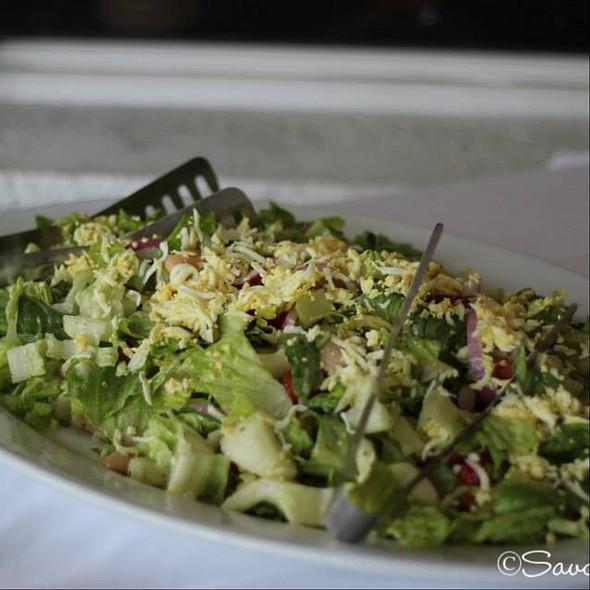 Angelos Salad - Vic and Angelo's, Palm Beach Gardens, FL