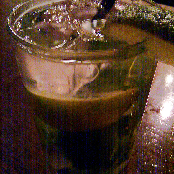 Mojito @ Passepartout (Cafe-Bar)