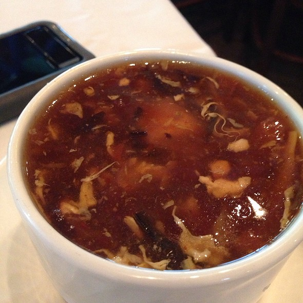 Hot and Sour Soup - Ming Court, Orlando, FL