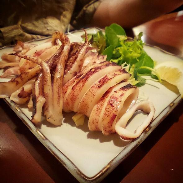 Salt And Pepper Cuttlefish