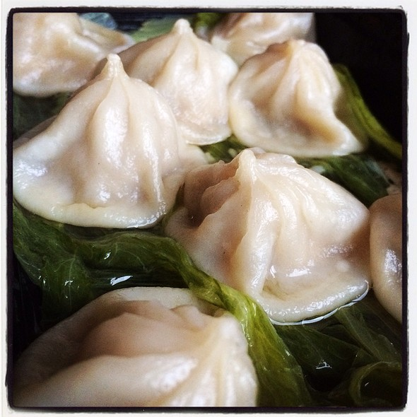 Steamed Shanghai Juicy Buns  @ Sang Kee Peking Duck House