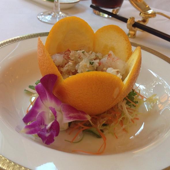 Coconut Pomelo Shrimp Salad - Wing Lei, Las Vegas, NV