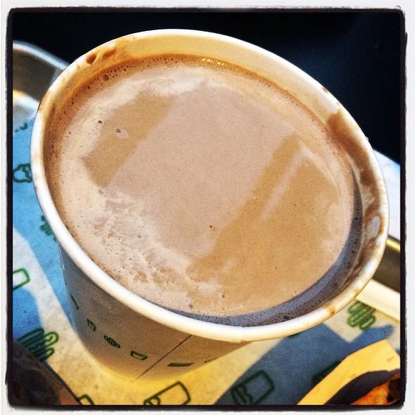 Chocolate Shake @ Shake Shack