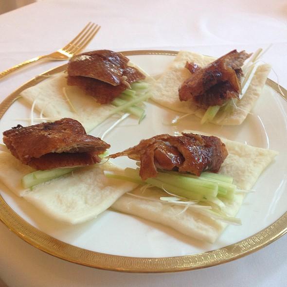 Peking Duck @ Wing Lei
